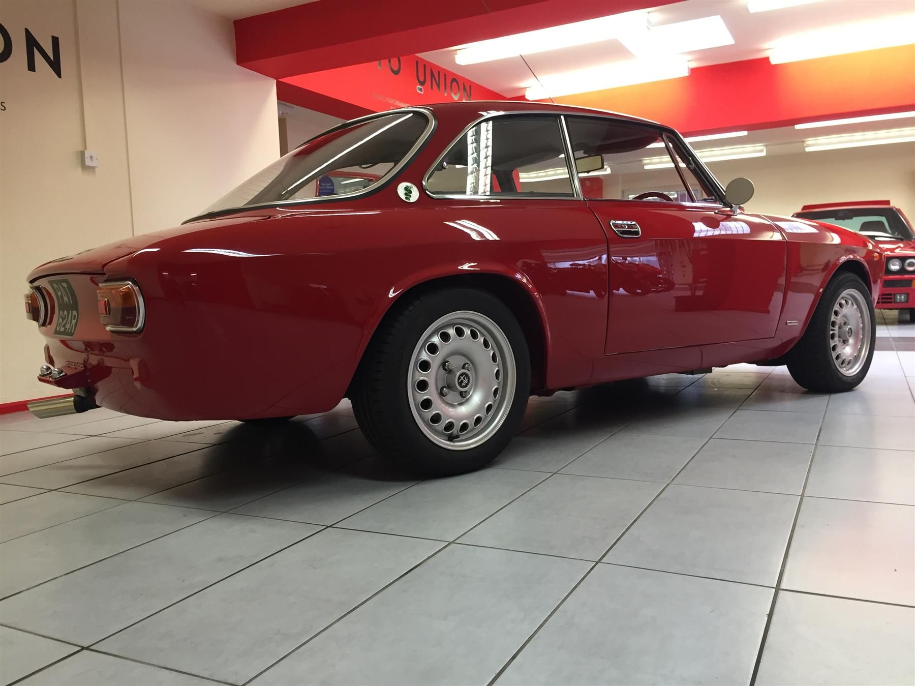 Used 1976 Alfa Romeo GT Junior for sale in Northants from Auto ...