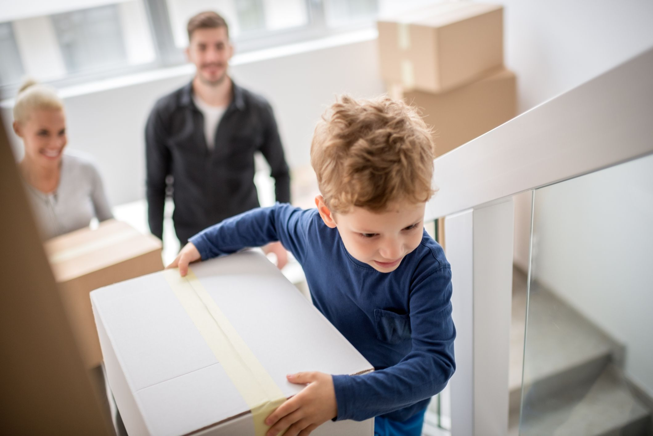 Home Building Company Helping kids, Home buying process