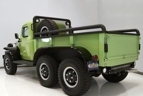 Dodge Power Wagon 6x6 For Sale | Dodge Power Wagon | Pinterest | 4x4