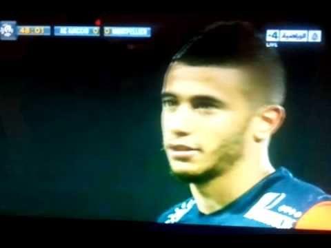 بالفيديو.. لاعب عربي .. يتحول إلى «نكتة» في وسائل الإعلام الأوروبية