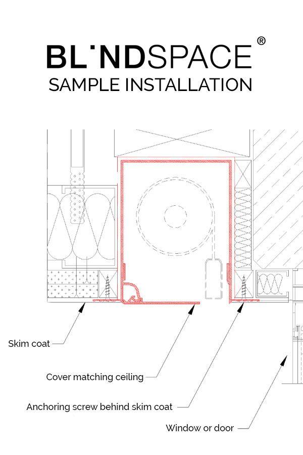Standard drawings for Windows & Doors. Technical DWG