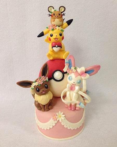 cake wrecks home sunday sweets goes pok mon pokemon. Black Bedroom Furniture Sets. Home Design Ideas