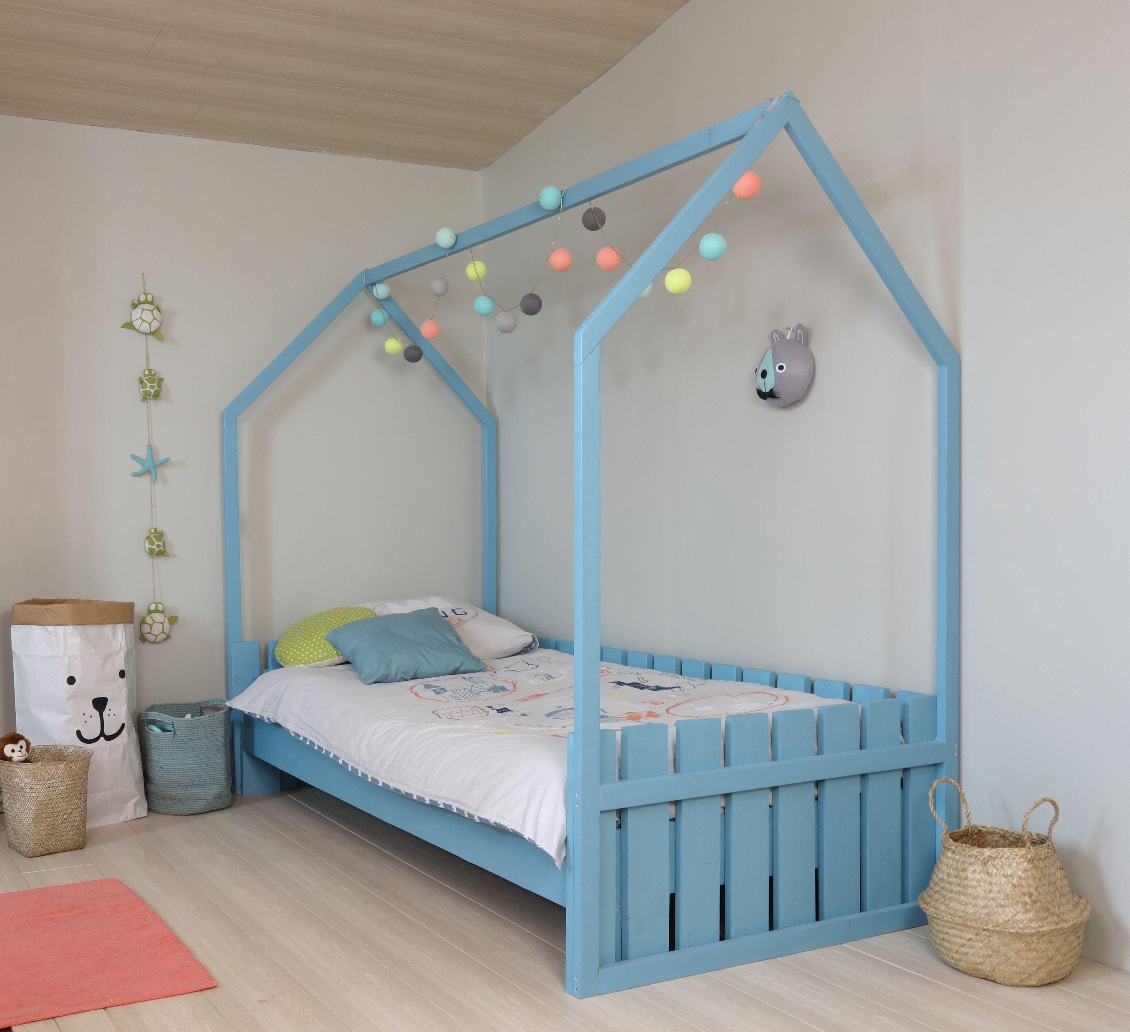 lit cabane lit enfant
