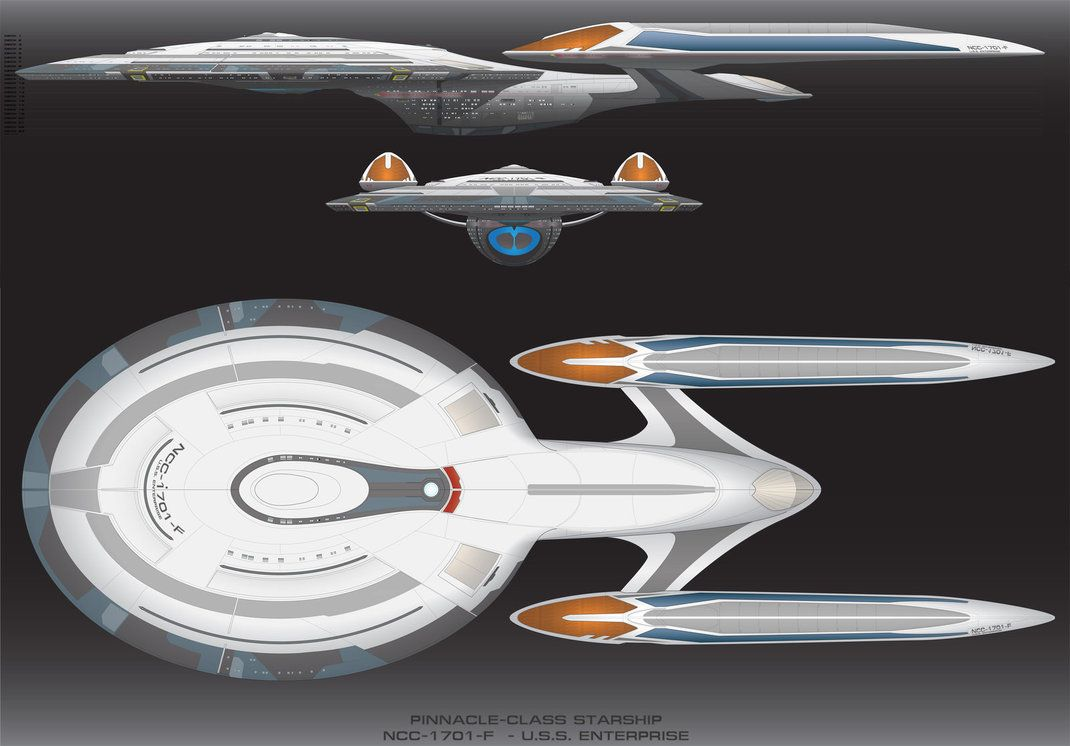 Enterprise Contest Submission by ChroniclesofMan on DeviantArt