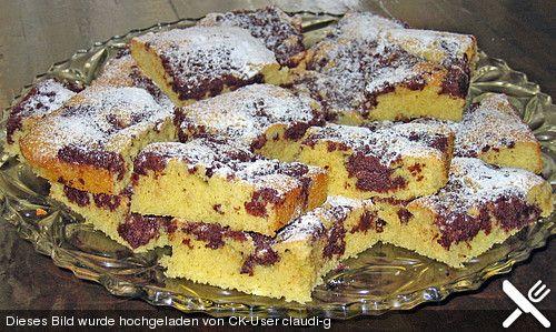 Wolkenkuchen Wolkenkuchen Kuchen Rezepte Blechkuchen Kuchen