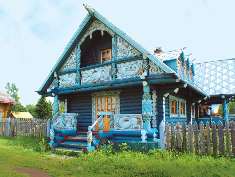 Russische Blockhäuser holzhaus aus russland die schönsten einrichtungsideen