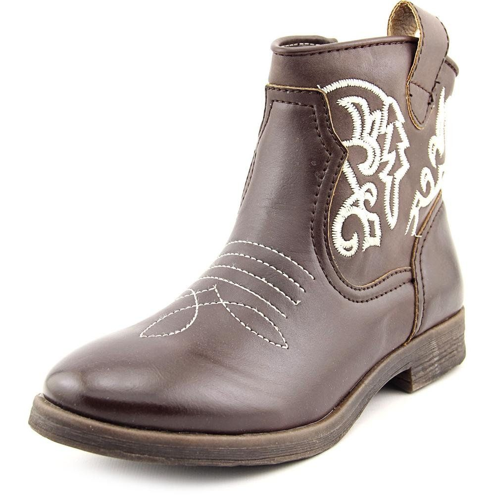 Dolce by Mojo Moxy Women's Tally Western Boot, Espresso, 8.5 M US. Western