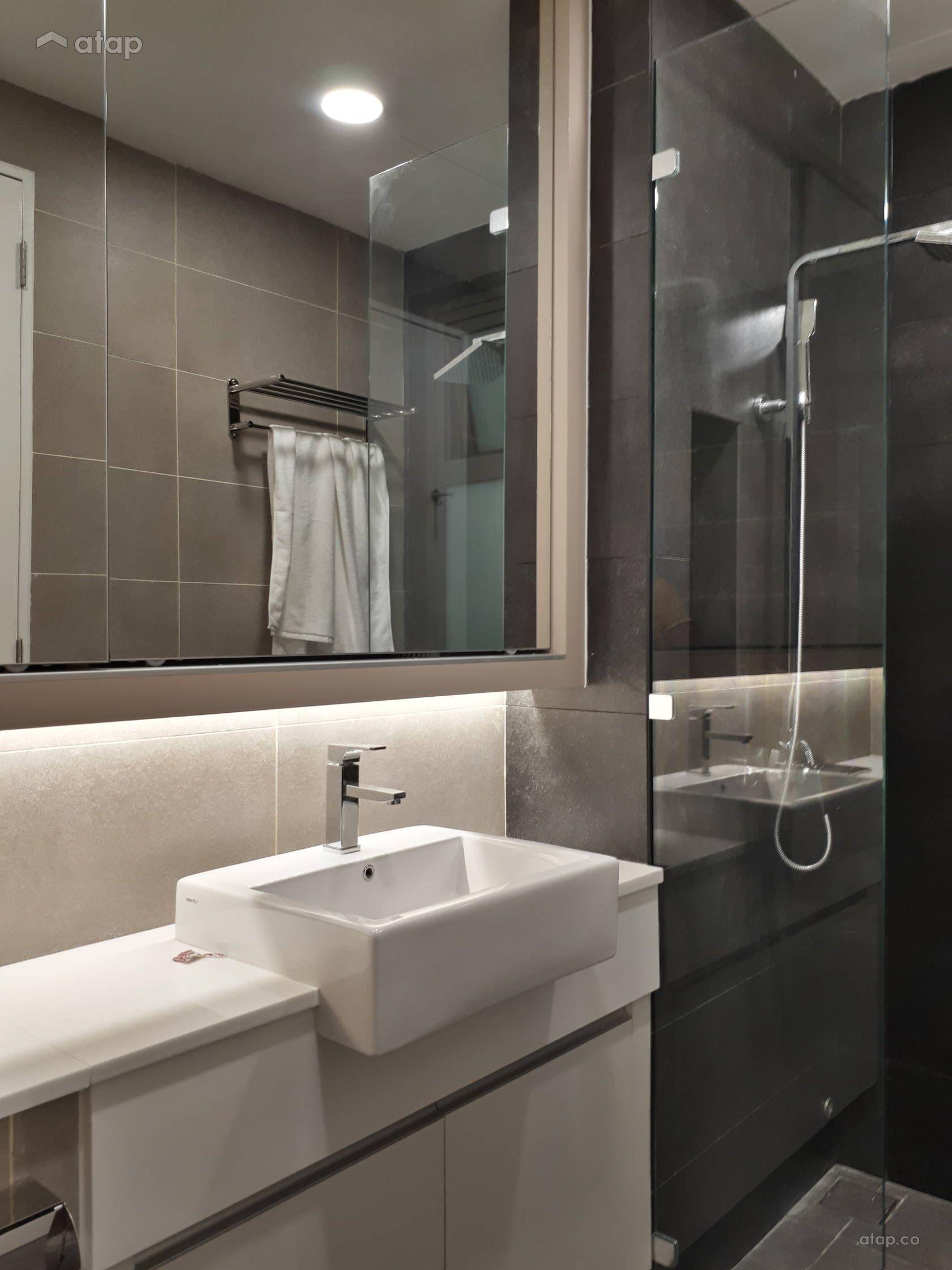 Contemporary Bathroom Condominium Design Ideas Photos Malaysia Atap Co Bathroom Interior Design Bathroom Interior Minimalist Toilets