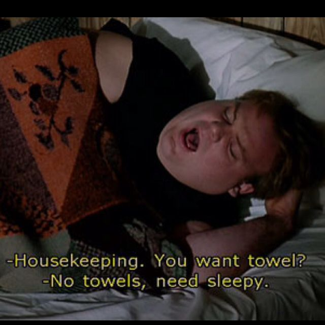 """Chris Farley Tommy Boy Quotes: Tommy Boy """"Please Go Away And Let Me Sleep FOR THE LOVE OF"""