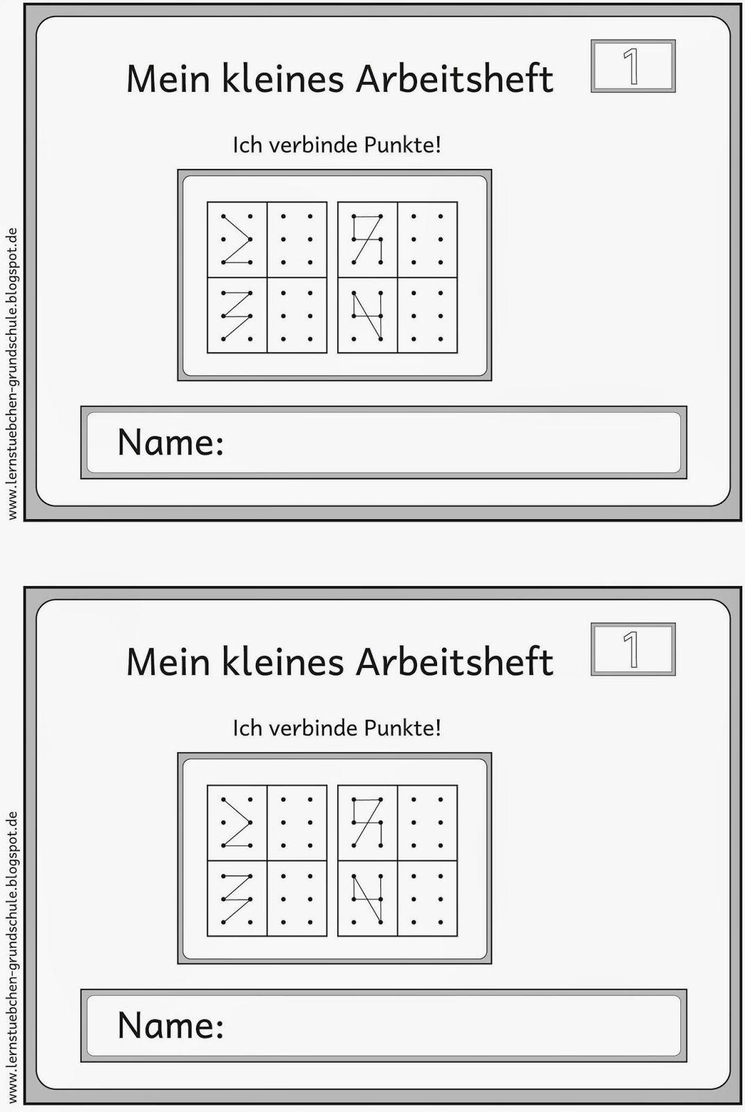 Punkte verbinden (1) | Punkte verbinden, Punkt und Mathe