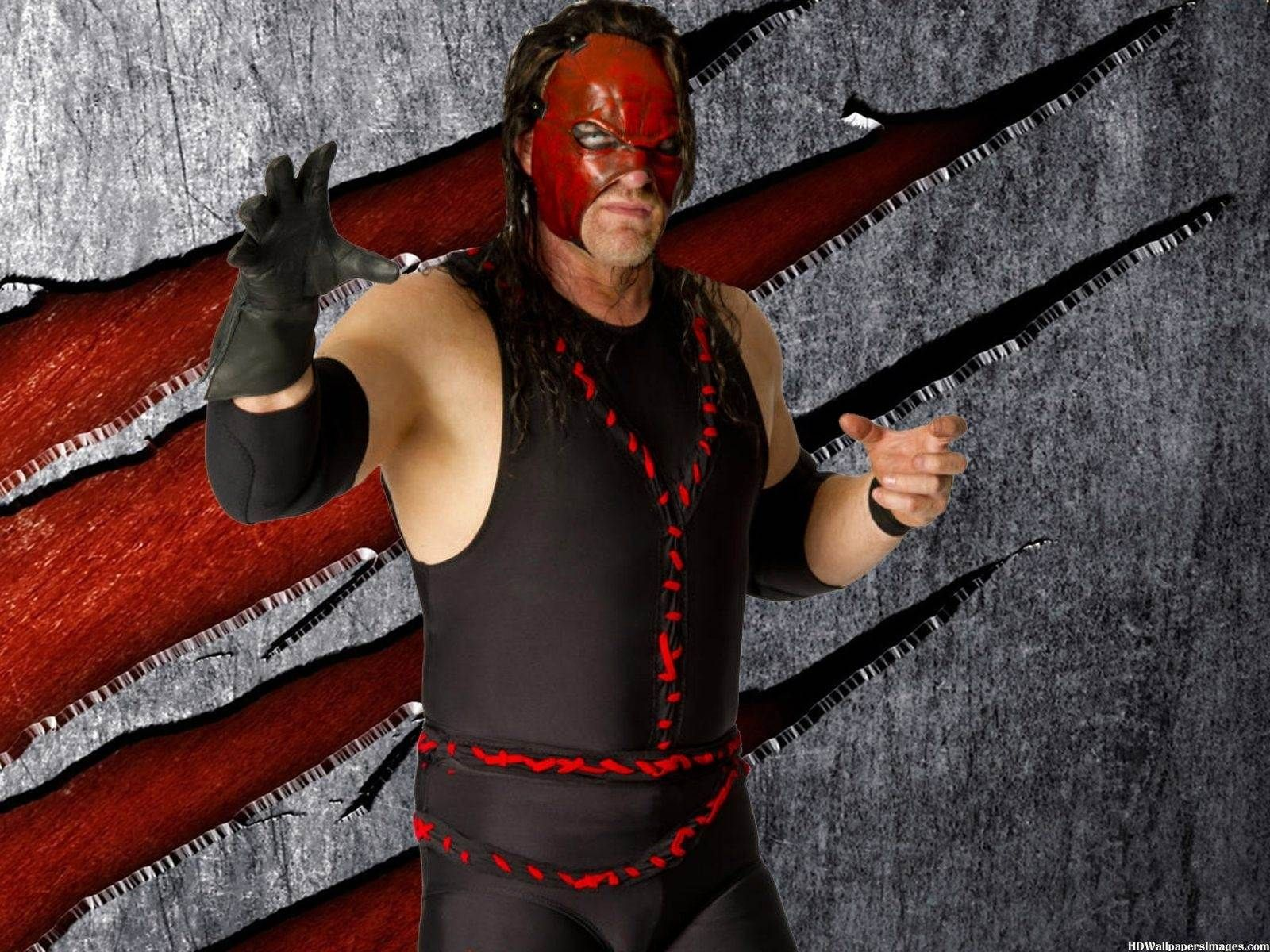 Wwe svr 11 kane takes off mask youtube.