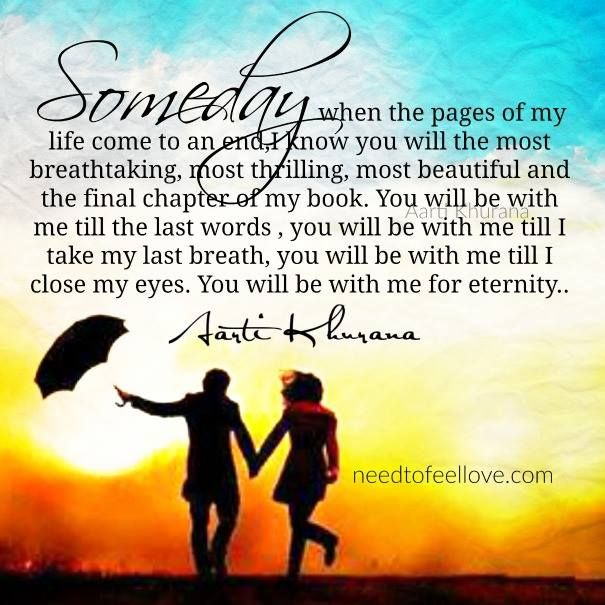 You Will Be With Me Till Eternity Love Poems For Him Poems For Him Love Poems