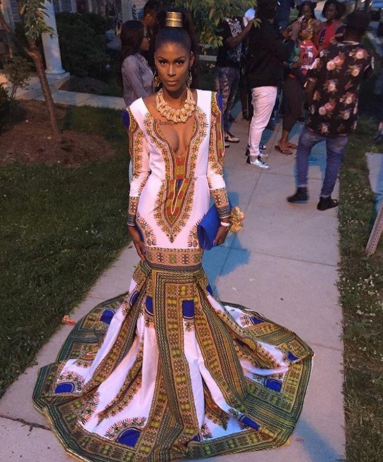 African Prom Dresses - Eligent Prom Dresses