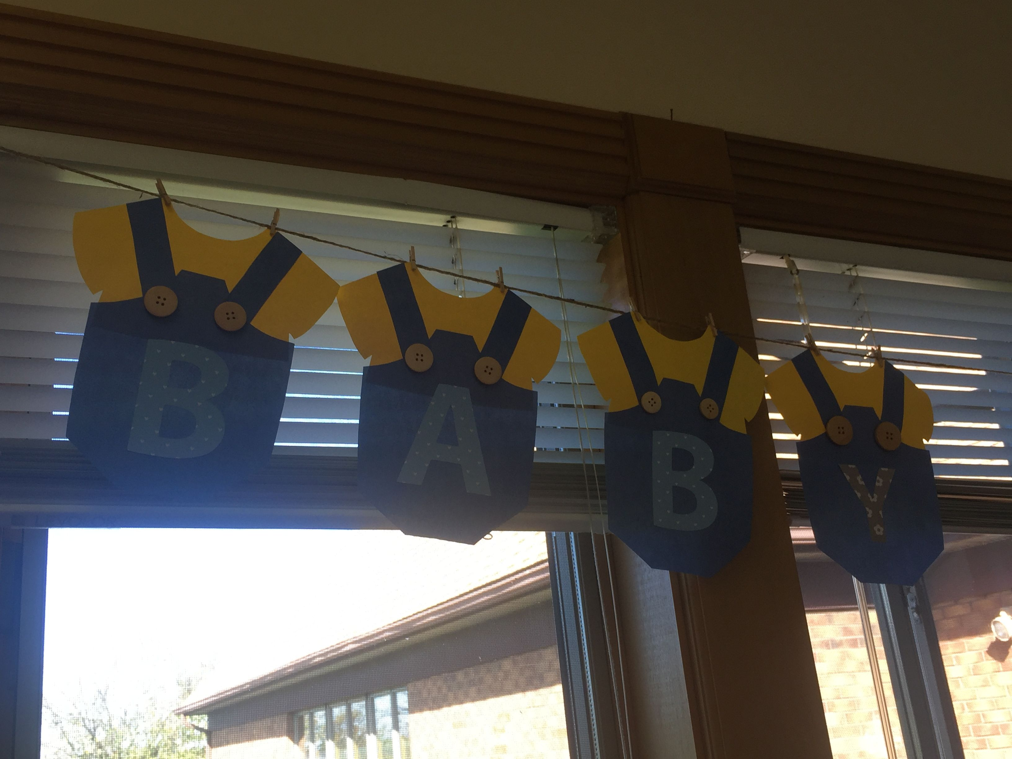 Pin By Kristin Whaley On Minion Baby Shower