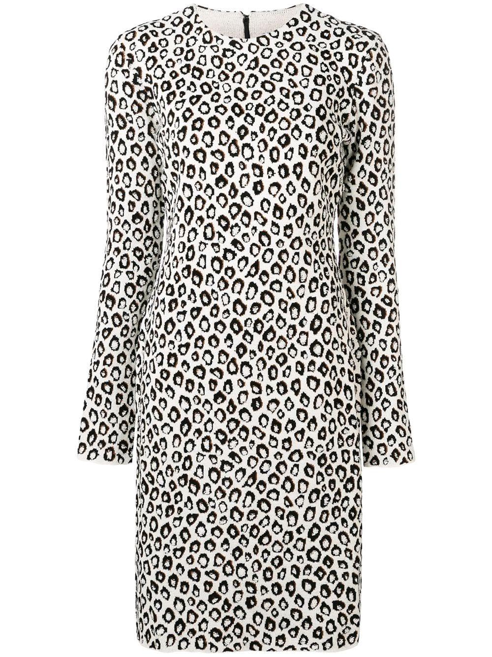 Givenchy Leopard Print Dress Farfetch Leopard Print Dress Print Dress Leopard Print [ 1334 x 1000 Pixel ]