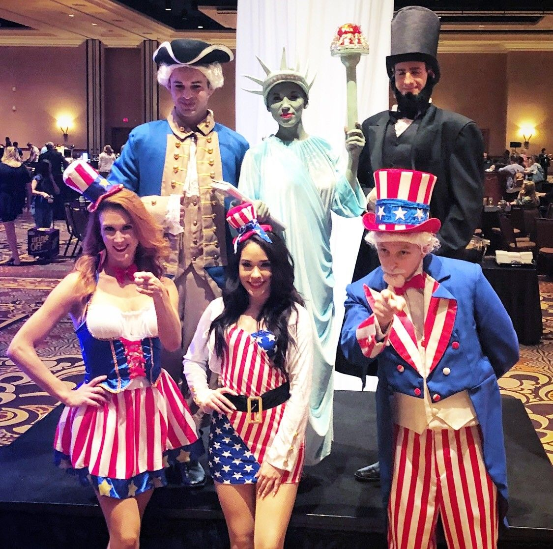 Set The Mood For Everything: Fourth Of July Themed Ambience Characters To Set The Mood
