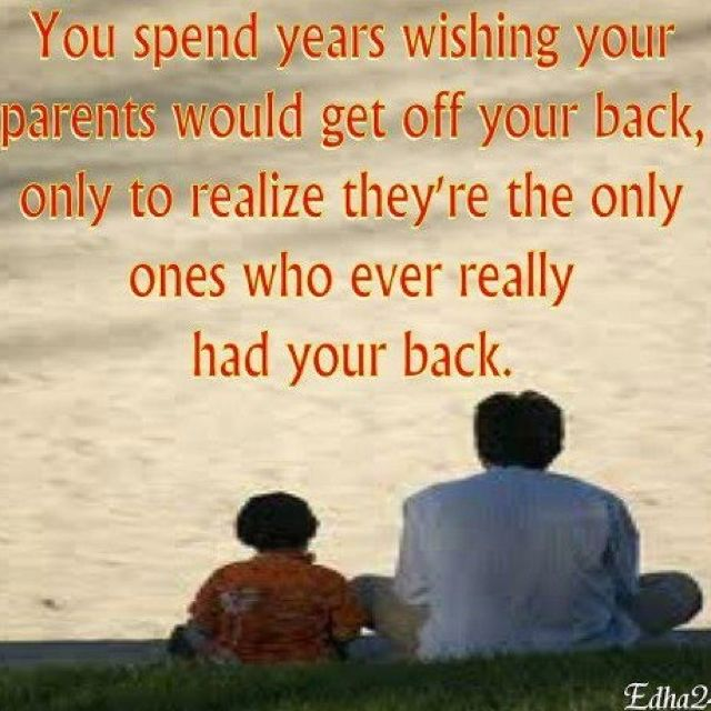 Parents Inspirational Quotes Life Quotes Family Quotes
