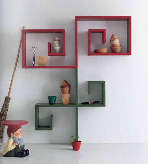 bedroom shelving units design | Home Made | Pinterest | Shelf ...