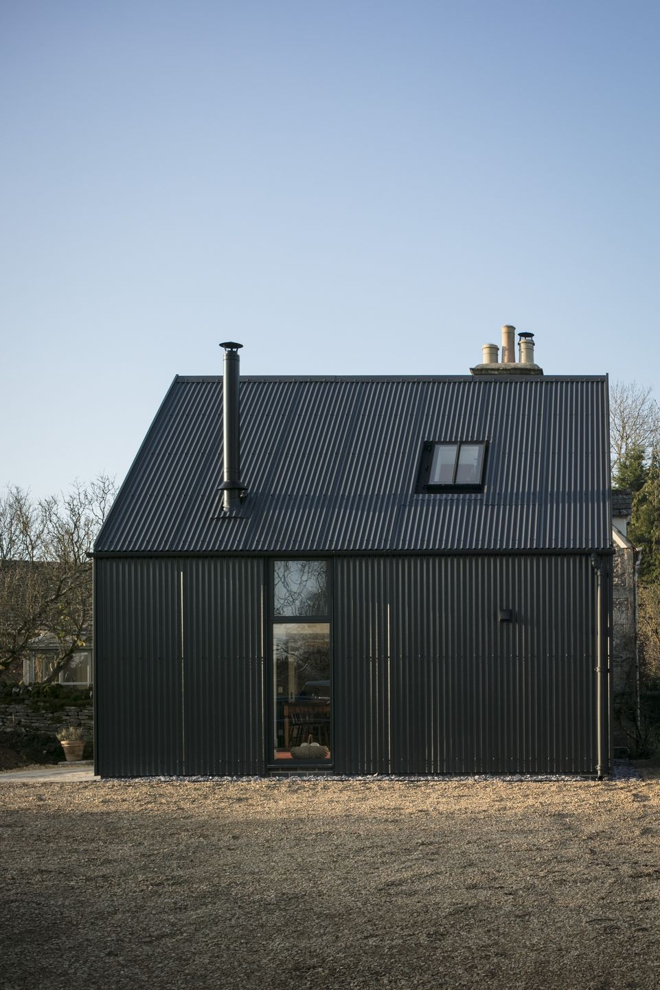 Corrugated metal extension | Eastabrook Architects | Media - Photos and Videos - 10 | Archello