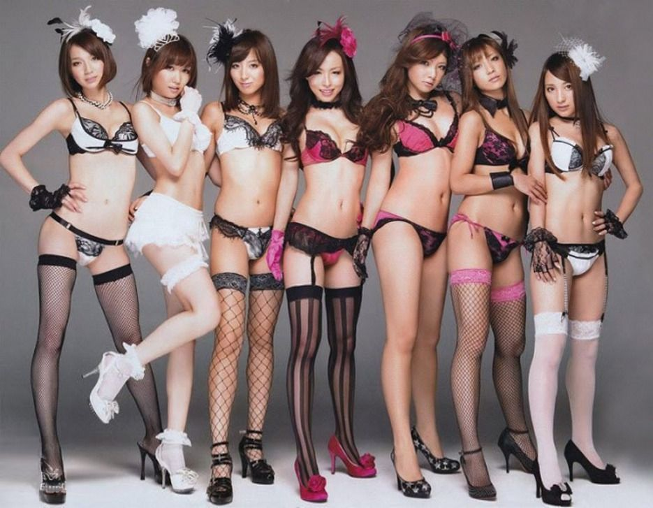Jpop Tgirls by WhatTheFlock | Groups
