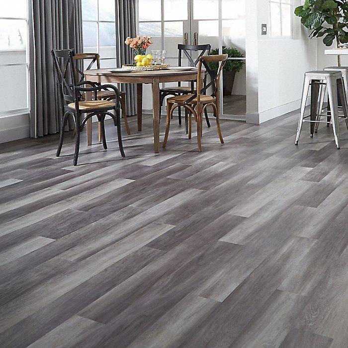 3mm Stormy Gray Oak Lvp Tranquility Lumber Liquidators Grey Laminate Flooring Vinyl Plank Flooring Grey Vinyl Plank Flooring
