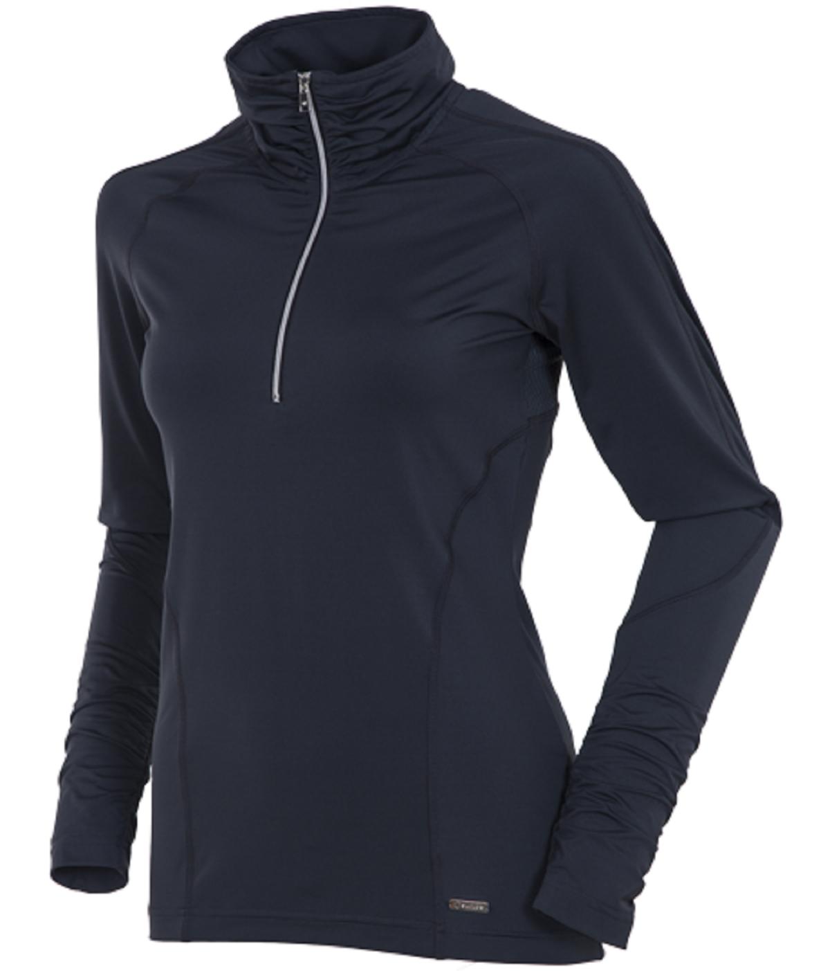 Sunice Womens Eva 1 2 Zip Pullover From Golfskipin Golf Outfits Women Womens Running Jacket Golf Outfit