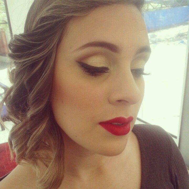 Make Up 4 Everyone: Pin Up Girl