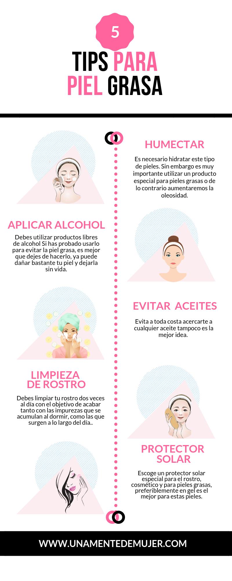 Tips Para Piel Grasa Y Maquillaje Para Piel Grasa Cuidados De La Piel Grasa Piel Grasa Maquillaje Tips Tips For Oily Skin Oily Skin Care Skin Care