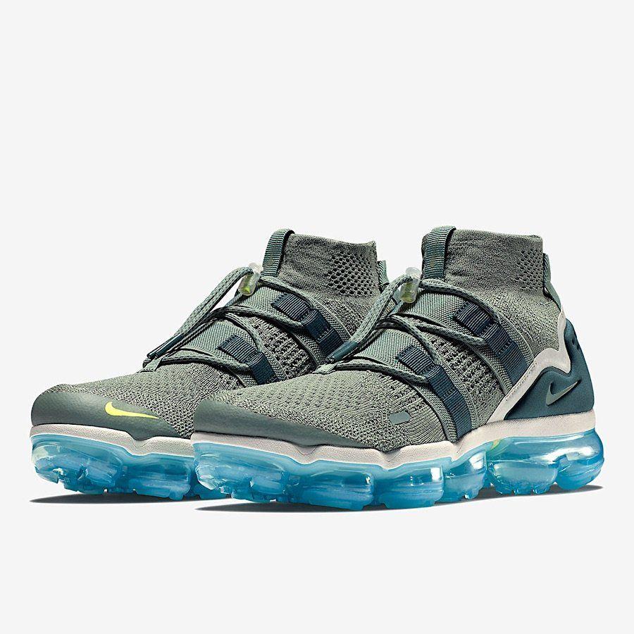 356a02587613 Nike veröffentlicht den VaporMax Utility in einem interessanten Grünton Es  vergeht kaum eine Woche