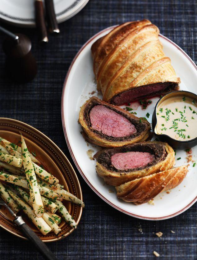 Beef Wellington Cooking Recipes Beef Recipes Recipes