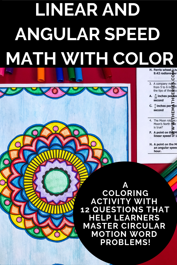 Pin On The Math Series Tpt Store For Secondary Math Teachers [ 1102 x 735 Pixel ]