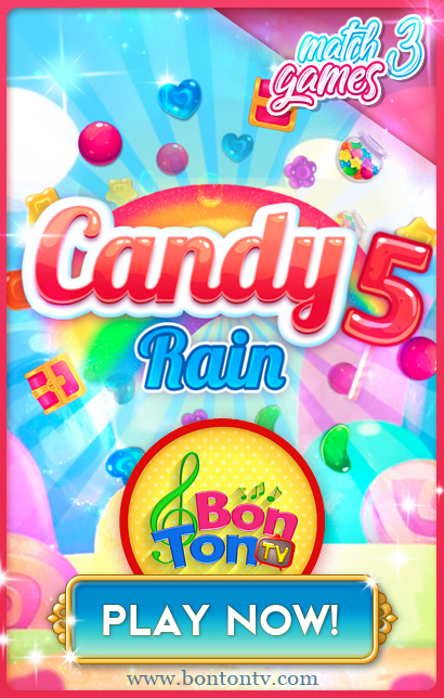 Candy Rain 5 Match3 game Best match 3 free online