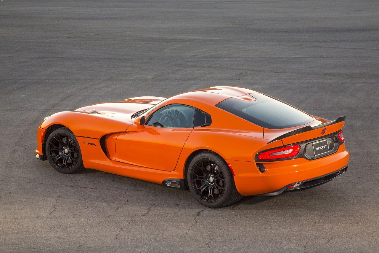 Srt Viper Ta Super Cars Old Sports Cars Dodge Viper