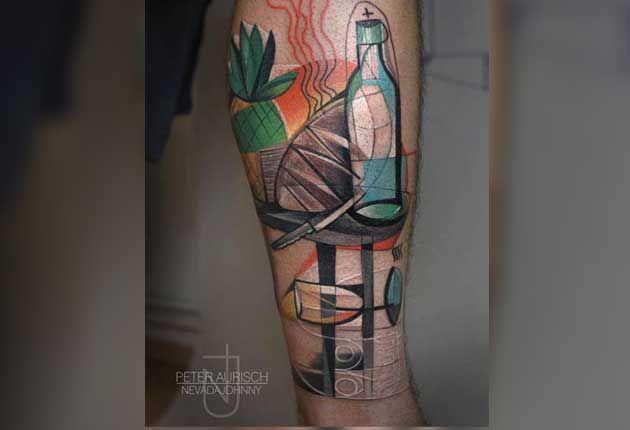 Tatuajes inspirados en obras de arte - Periódico AM