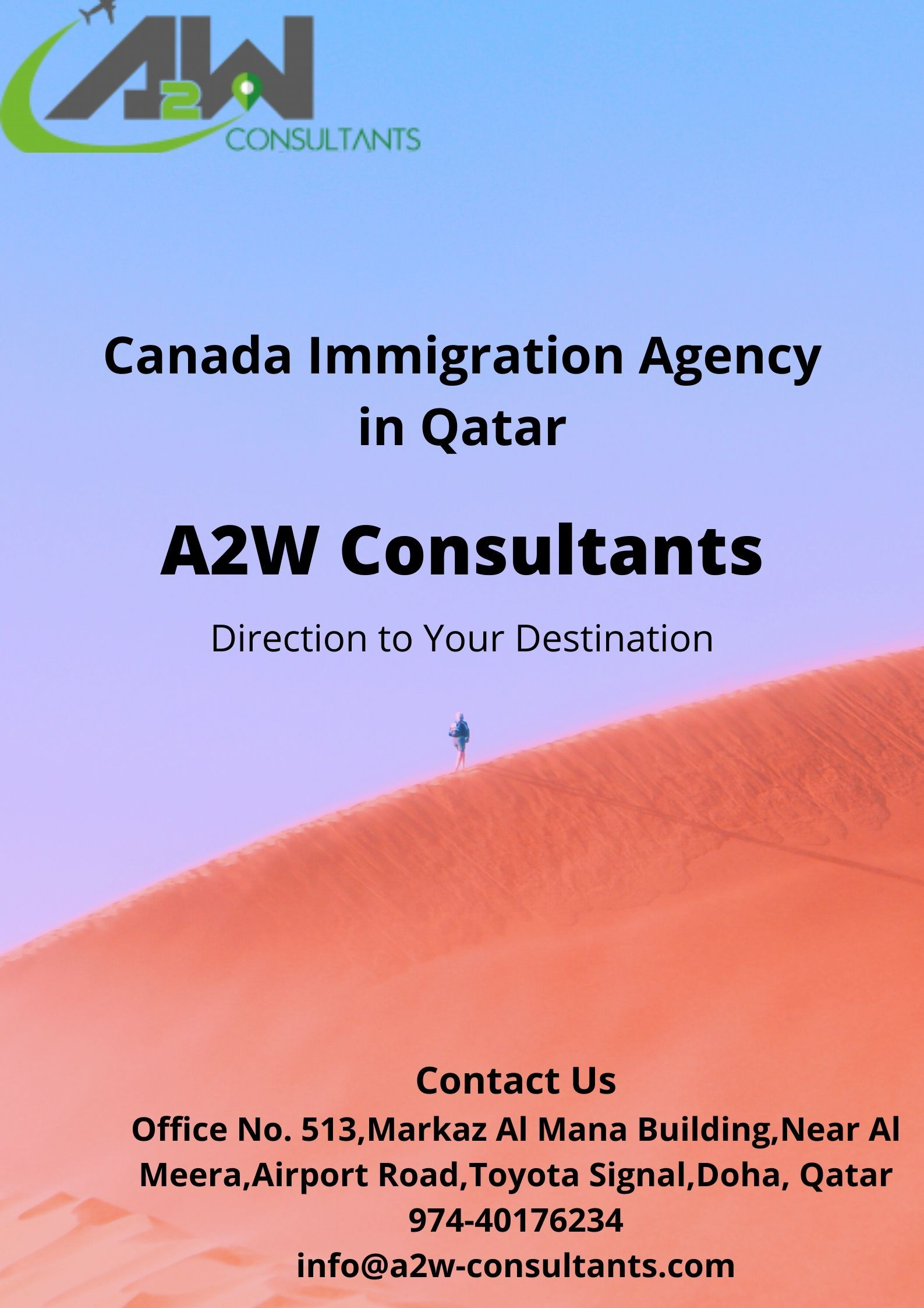 Canada Immigration Agency in Qatar Immigration, Business