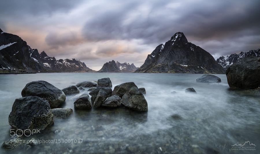 Reinefjorden - Lofoten by StevenHenriksen #nature #travel #traveling #vacation #visiting #trip #holiday #tourism #tourist #photooftheday #amazing #picoftheday