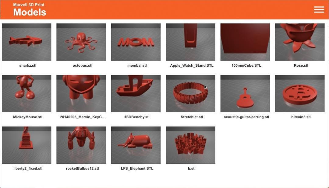 AstroPrint is THE cloud infrastructure for the 3D printing