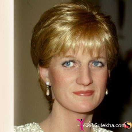 Princess Diana Hairstyles Short Hair Princess Diana Hair Princess Diana Short Hair Styles