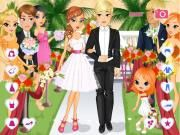 The most wonderful dress up game is coming. Hurry up to enjoy Down The Aisle and learn more how to make you  my bride and your groom perfect in your wedding party girls. Wow! Definitely you love this so much. Now it is time to become the wedding planner for your own special fantasy wedding day.