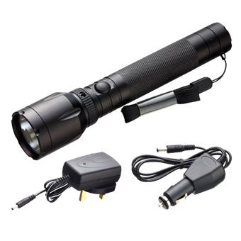 Rechargeable 3W LED Torch