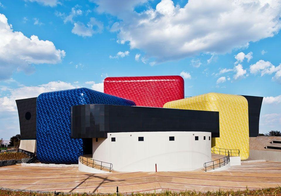 Postmodern Architecture Mimari