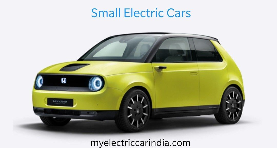 Small Electric Cars In 2020 Electric Cars Small Electric Cars E Electric