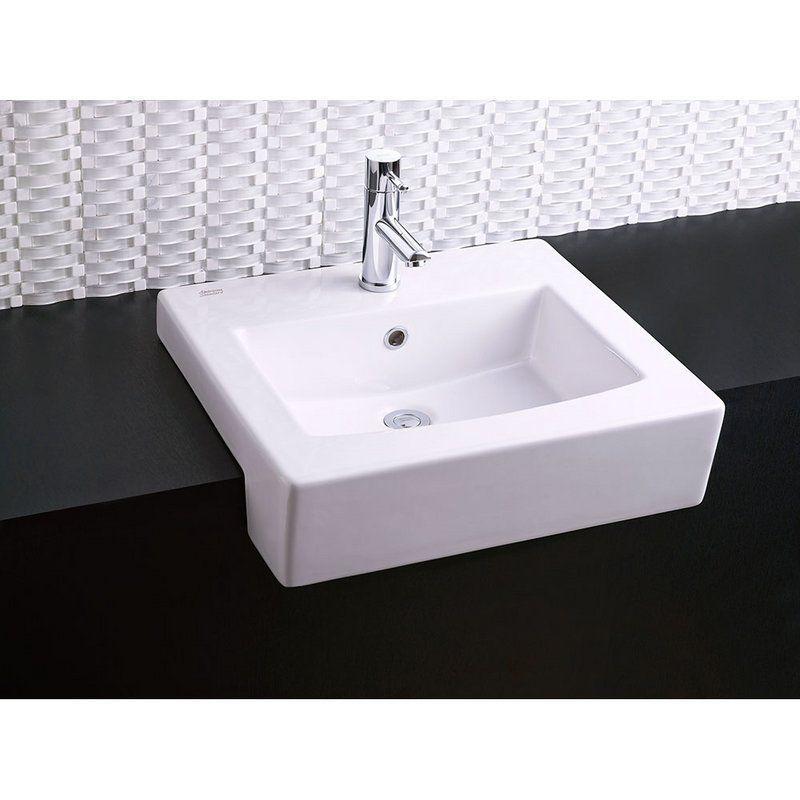 American Standard 0342 001 Sink Drop In Bathroom Sinks