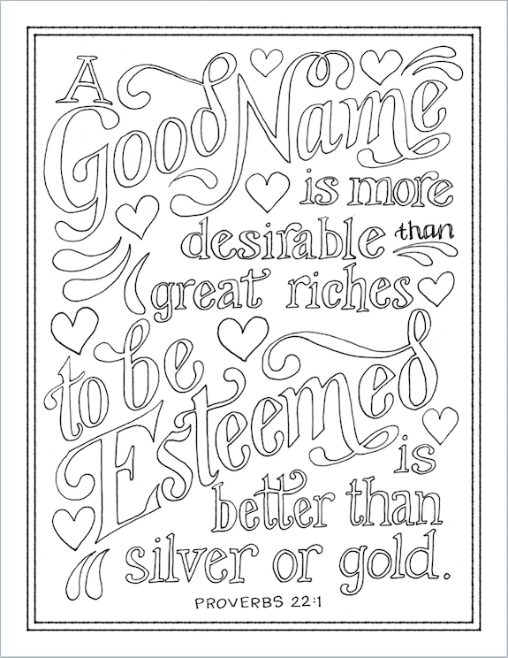 Scores of free printable, scripture-based coloring pages from www ...