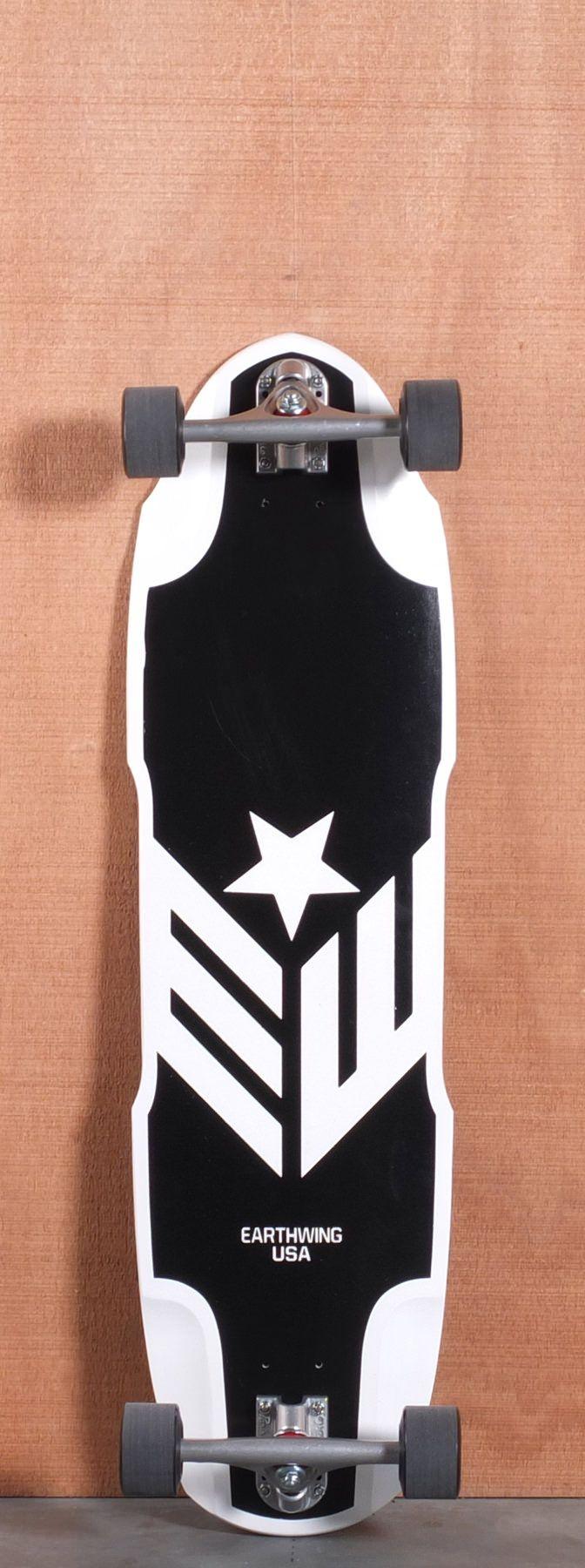 Backbone Protection des Bords pour Skateboards Noir Noir