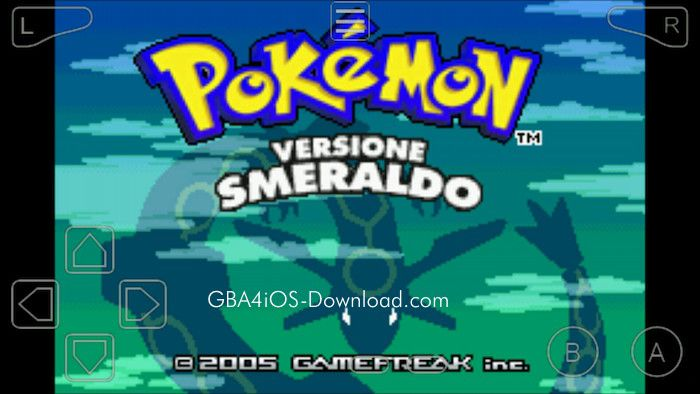 pokemon pc smeraldo gratis