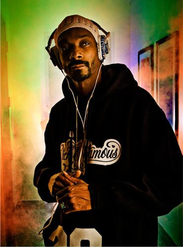 SNOOP DOGG: I listened to him as I was growing up because