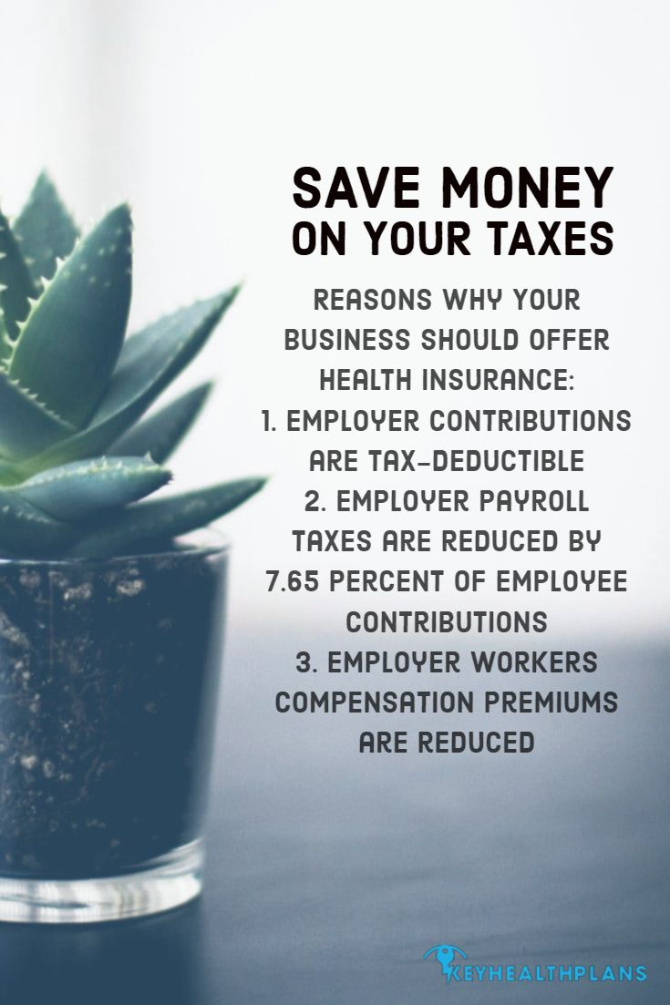 Did you know employee benefit plans can help your business ...