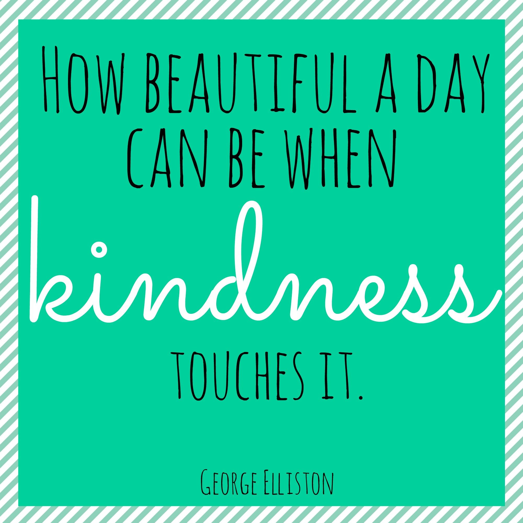 Random Acts of Kindness Ideas 21-40 {100 Days of Kindness ...