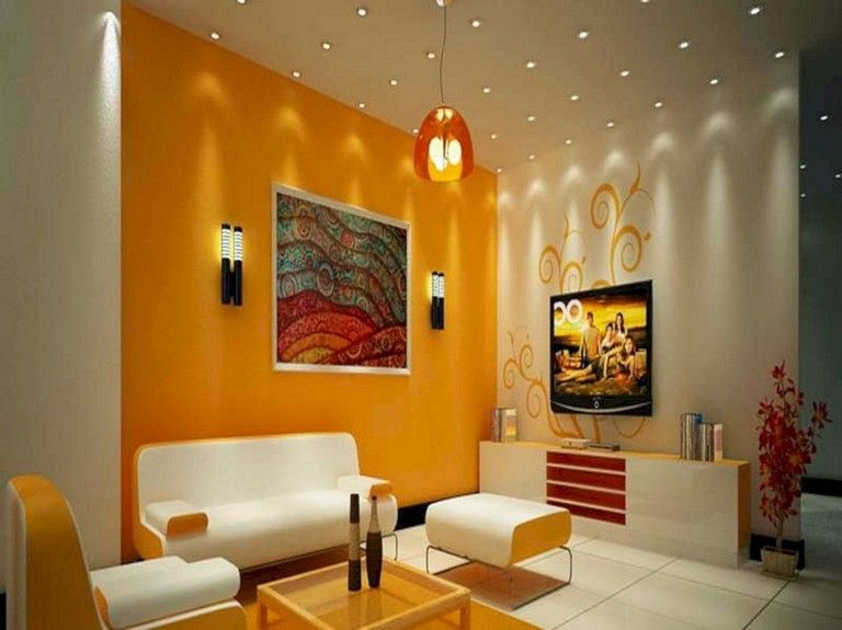 View Home Interior Painting Ideas Combinations Background